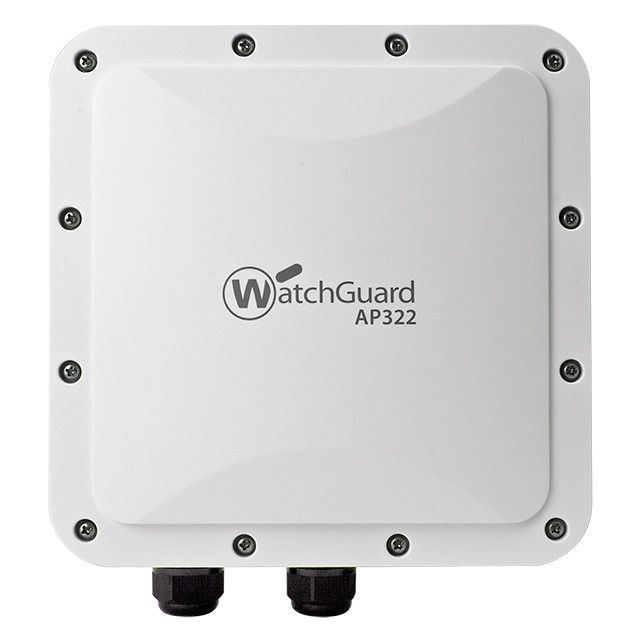 Competitive Trade in till WatchGuard AP322 med 3 års Secure Wi-Fi