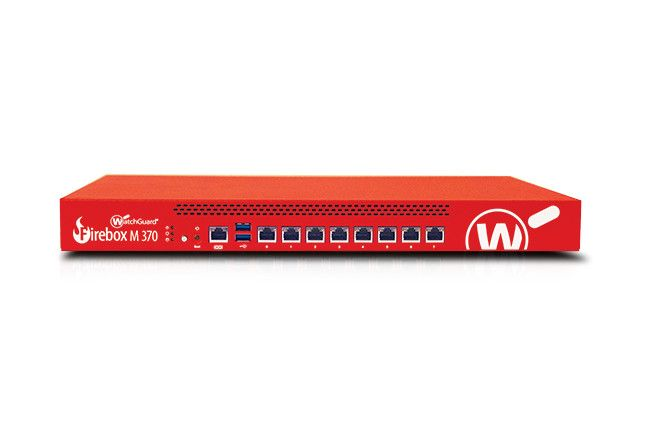 WatchGuard Firebox M370 med 3 års Standard Support