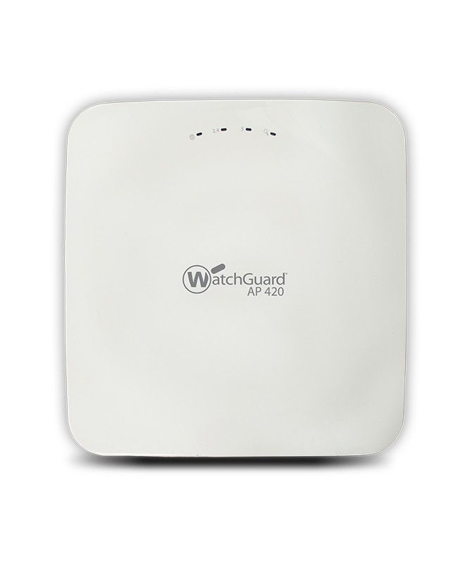 Competitive Trade In  till WatchGuard AP420 med 3 års Secure Wi-Fi