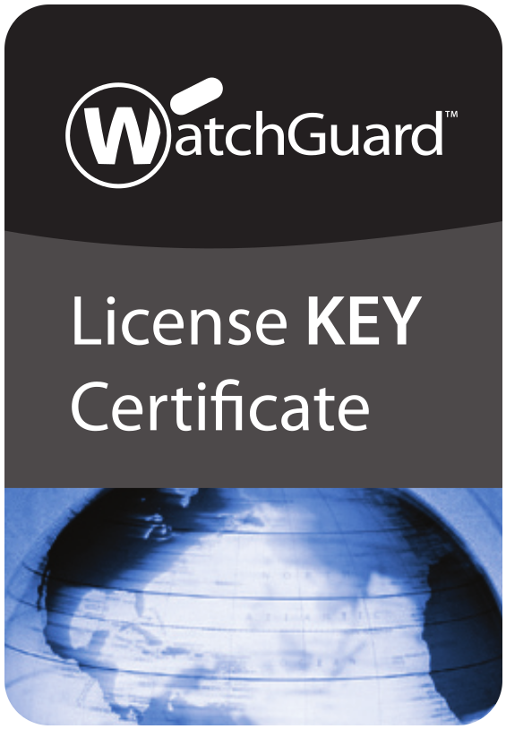 WatchGuard XTM 2520 1 års Security Suite Renewal/Upgrade