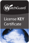 WatchGuard XTM 820 1 års Application Control